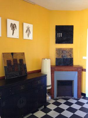 L'atelier de David Cragné, invité de Véronique Spenlé.