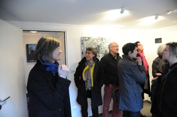 L'atelier de Philippe Contré, invité d'Hélène Benzacar.