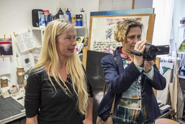 ©JD-L1009833-Carole Bécam, avec Laurence B. Gerardin.
