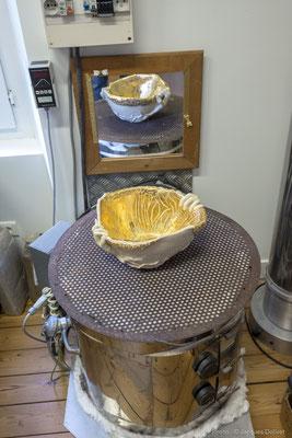 Une céramique de Jacques CORNET.