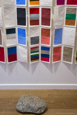 A la Galerie Hasy : le travail de Jacques HAYOTTE.