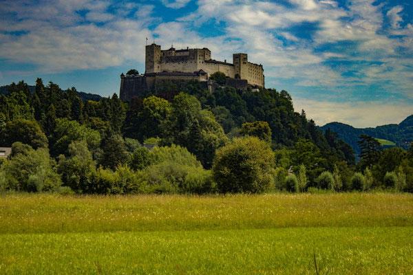 Salzburg, Österreich, Burg Hohensalzburg