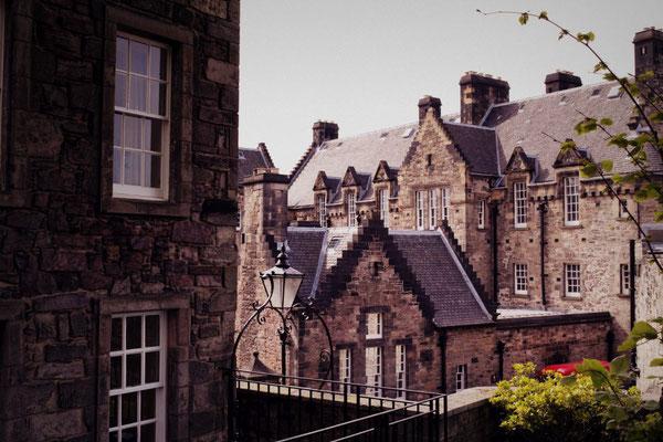 Edinburgh. Schottland