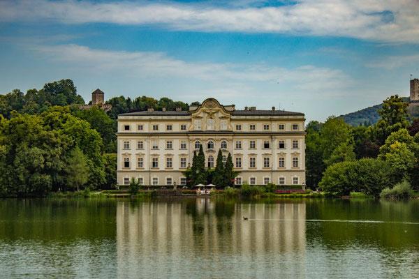 Salzburg, Österreich, Schloss Leopoldskron