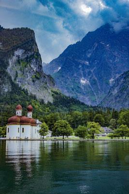 Königssee, Bayern, Deutschland