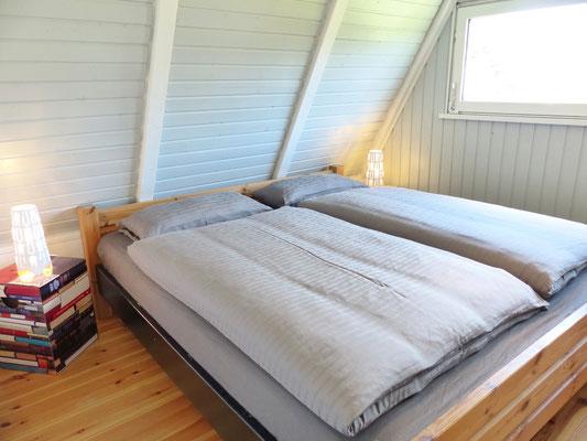 Das kleine Schlafzimmer ...