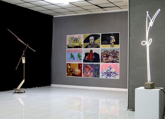 Galerie G18 Dortmund 2017