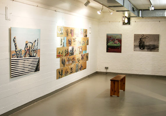 Surreale Wirklichkeiten, Kulturbunker Köln 2014