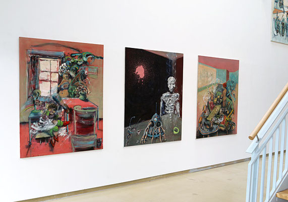 Spring Agnosia, Galerie SK Solingen 2015