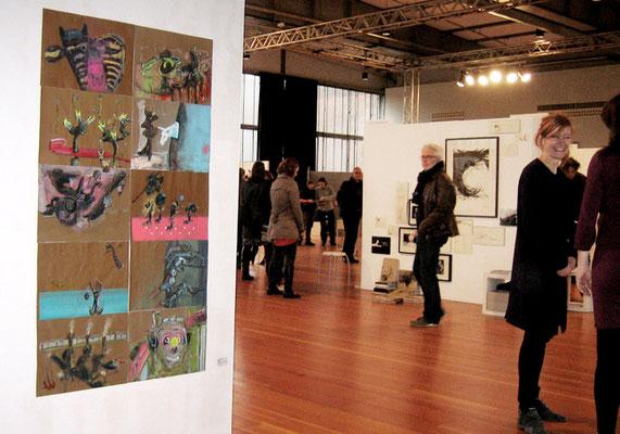 C.A.R. Contemporary Art Ruhr, Zeche Zollverein Essen 2013