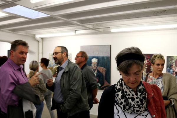 [Kun:st] ART Prize Galerie Kerstan Stuttgart 2017