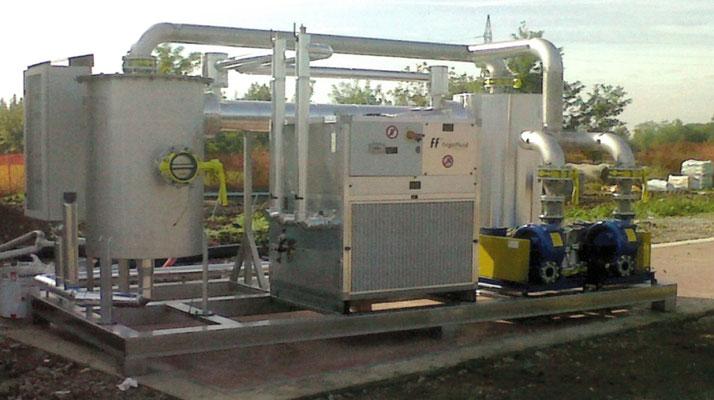 Soplador para biogás - ATEX