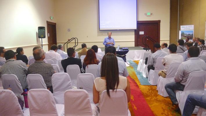 Conferencia Dipl. Ing. Gabriel Moncayo Romero - Aqualimpia Engineering e.K.