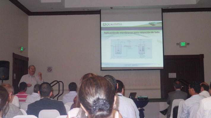 Conferencia Dr. Adrianus van Haandel - Aqualimpia Engineering e.K.