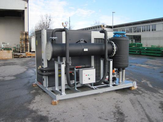 Enfriadores de biogás - secadores de biogás - secador de biogas - chiller de biogas