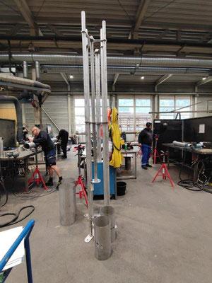 Antorchas para biogas - Aqualimpia Engineering e.K.