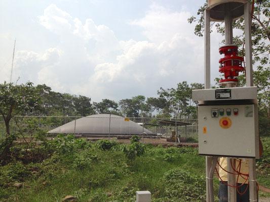 Antorchas para biogas - quemadores para biogas -Flares biogas
