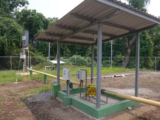 Tren de calibracion - soplador biogás - Sopladores Atex para biogás