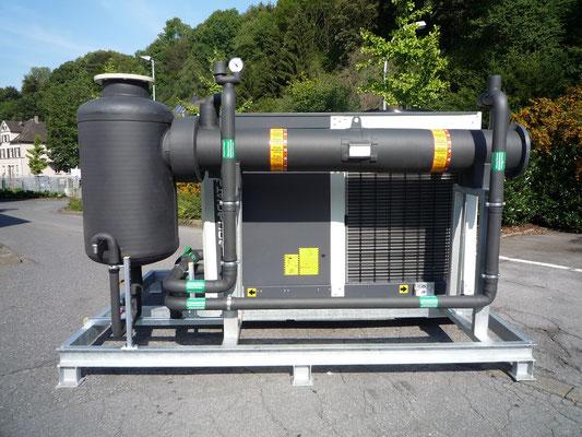 Enfriadores de biogás - secadores de biogas - secador de biogas - chiller de biogas