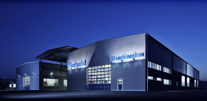 Sebald Maschinenbau // Salz // Image . Architektur