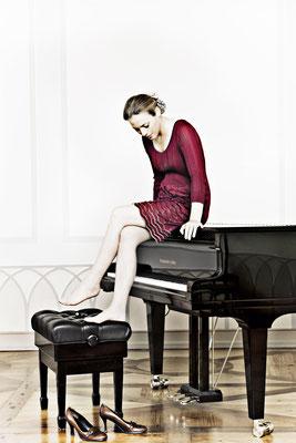 Uta Weyand Schäfer // Pianistin // Image . Porträt