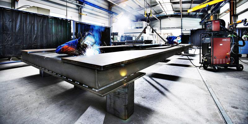 Sebald Maschinenbau // Salz // Image . Industrie