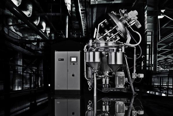 IKA-Werke // Image . Industrie