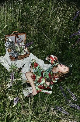 Delicatelove // Sommerkollektion // Fashion . People