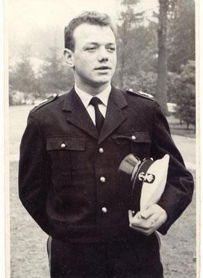 Jan Doorn Marinier 19 jaar.
