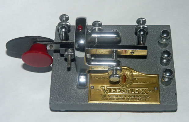 The VibropleX vibrokeyer.