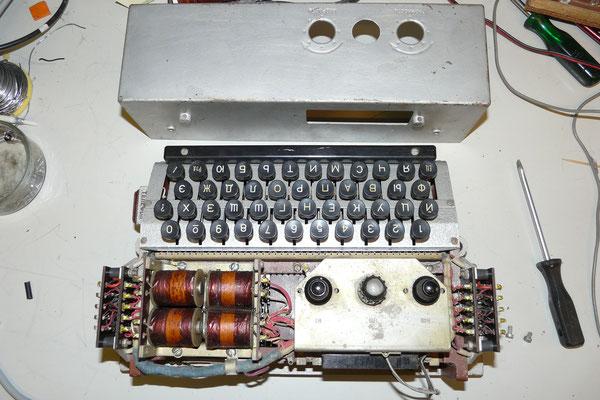 Morse Code Transmitter P-010-1
