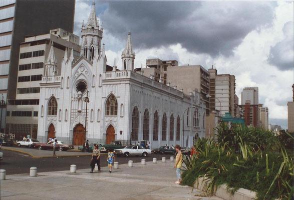 Caracas Venezuela.