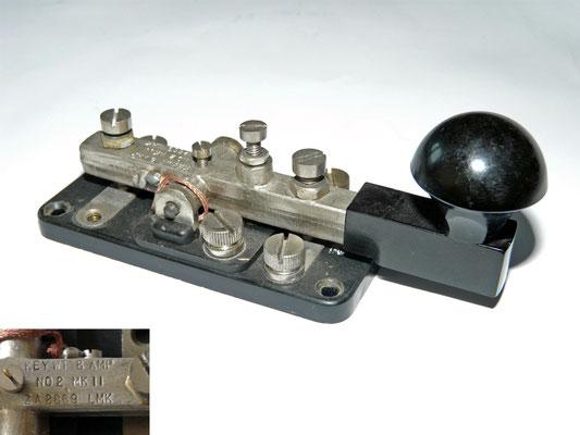 Key WT 8 AMP No2 MK II. ZA2869 LMK.