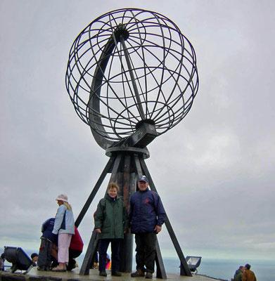 Noordkaap Juli 2003