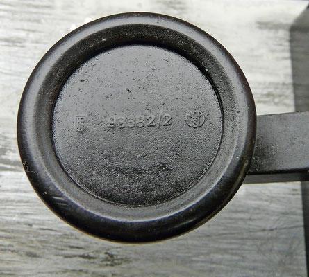 German - Junker Key 1931. Marked 93382/2