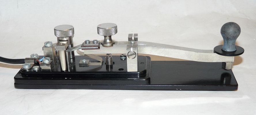 Morse key Amplidan a/s Copenhagen Denmark.