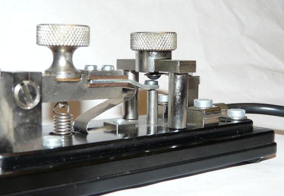Amplidan Morse Key.  Model 50713
