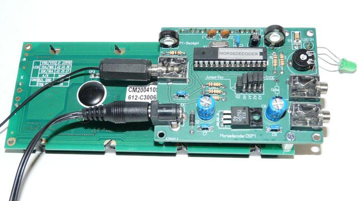 Morse decoder.