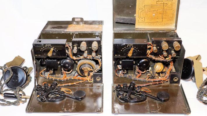 Signal Corps Telegraph set TG-5-B.