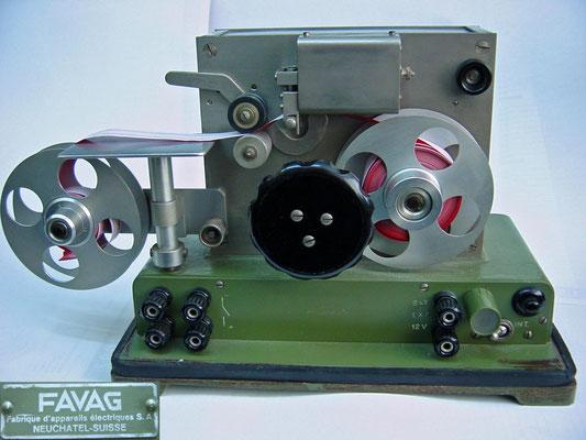Swiss - Chronograph FAVAG M472.