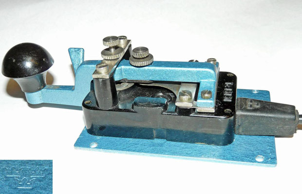 Swedish morse key Tc 13131.  Any additional information will be welcome.