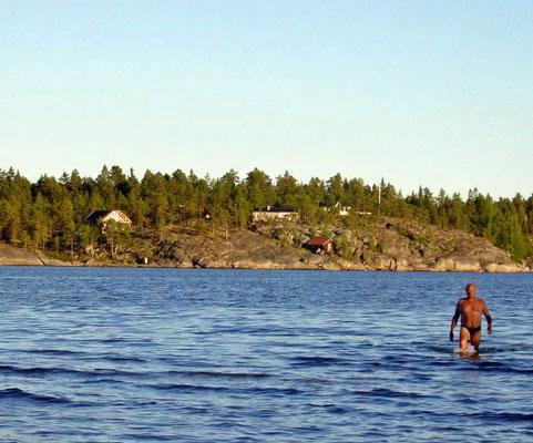 Zwemmen in Finland