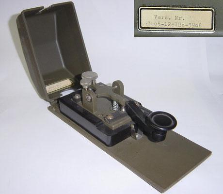 Junker Key. Military. After 1945