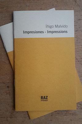 """Impresiones / Impressions"" d'Inigo Malvido"
