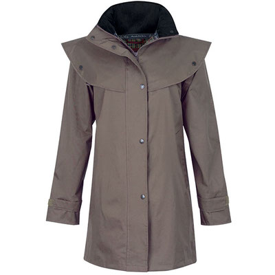 Manteau de pluie court Costwold - Chinchilla