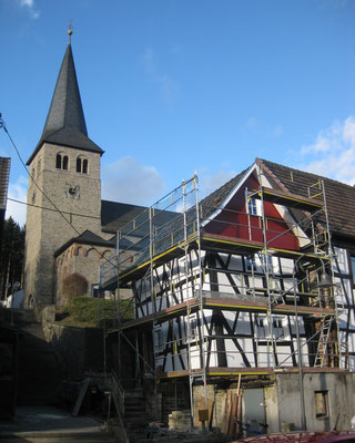 """""""Küstershüsche"""" in Herchen"""