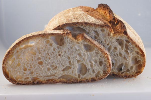 Dinkel-Krüstchen - mit 93% Dinkelmehl T 630, 7% Roggenvollkornmehl