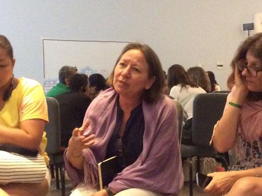 """""""Hay una complicidad muy grande estre el Estado y el Mercado en la reproducción"""" Maria Teresa Blandón"""