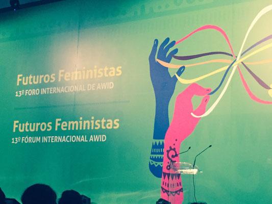 Imagen del 13° Foro Internacional AWID