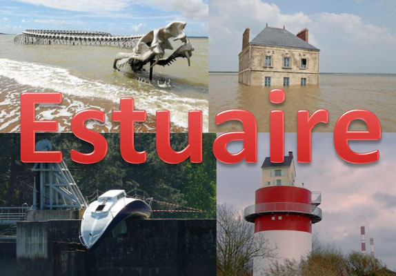 Estuaire : A permanent open-air collection of 29 original artworks.